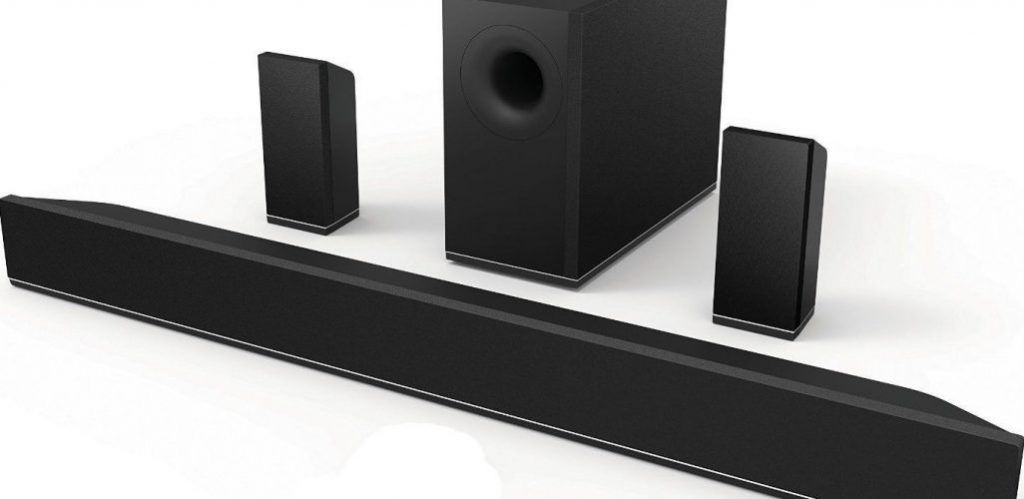Best Soundbar under 100 Dollars