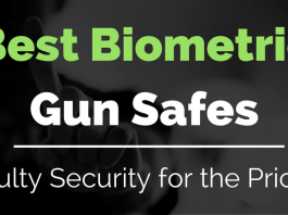 Best Biometric gun Safe
