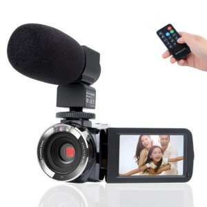 Camcorder Camera,Kimire HD 1080P Camera is the Best Camcorder Under 200 USD