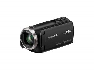 Panasonic Full HD Video Camera Camcorder is the Best Camcorder Under 200 USD