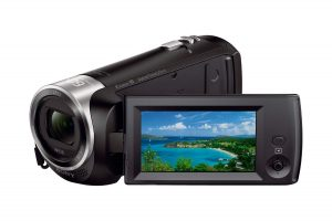 Sony - HDRCX405 HD Camcorder is the Best Camcorder Under 200 USD