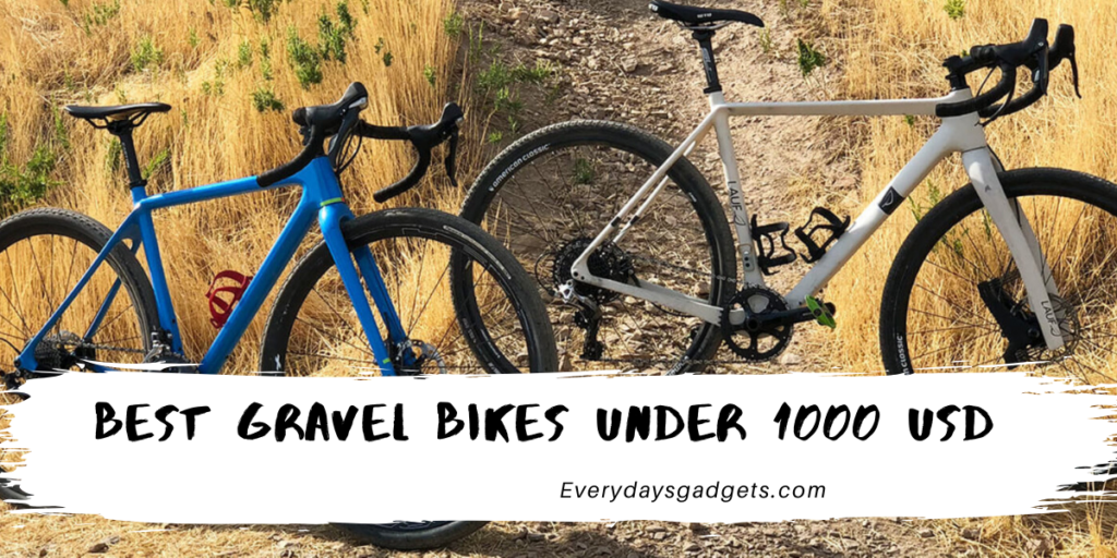 Best Gravel Bikes under 1000 USD