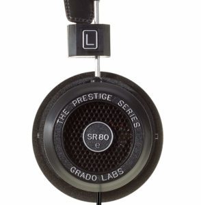 GRADO SR80e Prestige Series Wired