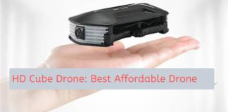 HD Cube Drone
