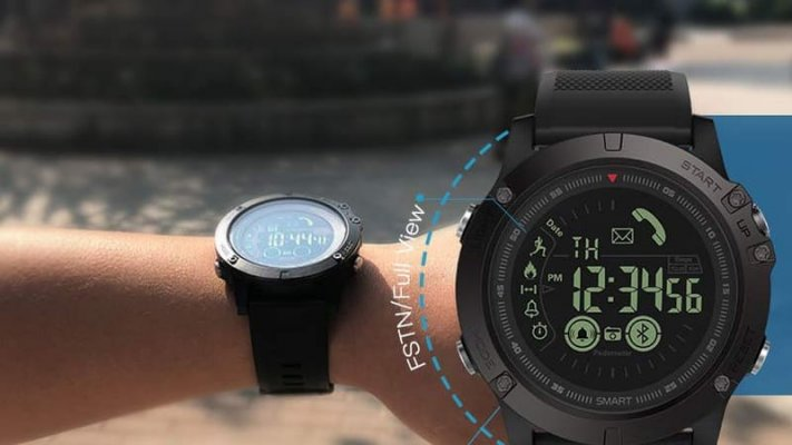 Ultrawatch Z Tech Watch