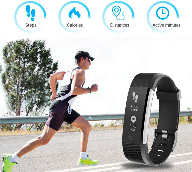 Active8 Fitness Tracker