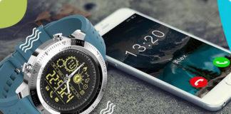 Tact Watch Smart Tactical Watch