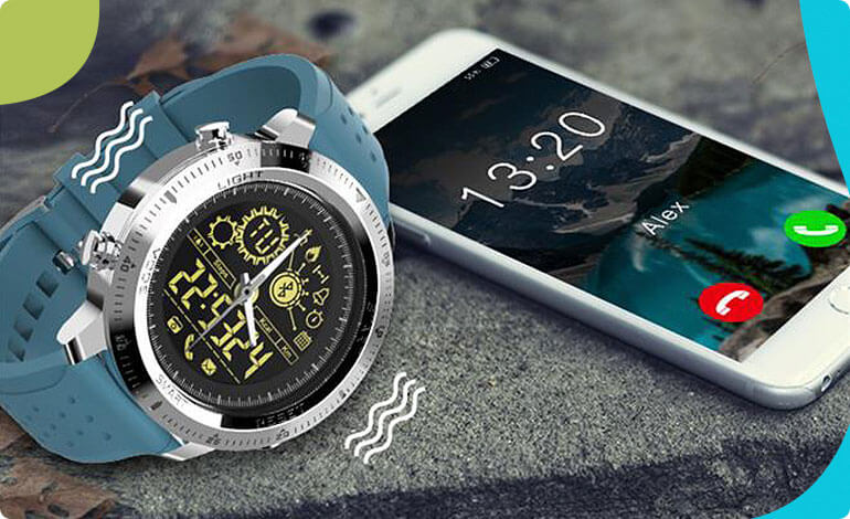 Tact Watch Smart Tactical Watch