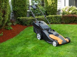 best electric mower