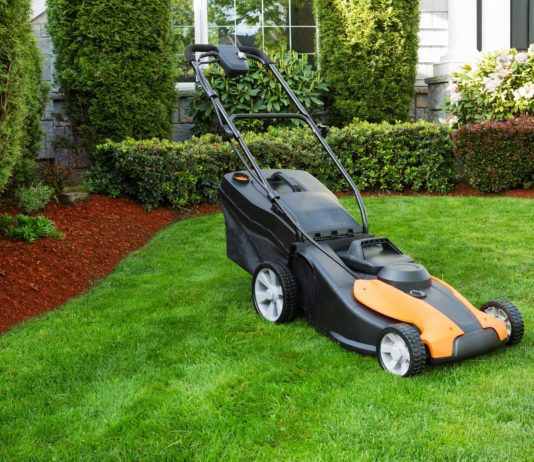 best electric mower